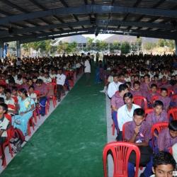Dr Justice A.R.Lakshmanan Visit