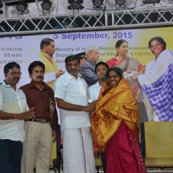Felicitation Program 2015